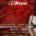 Agen Situs QQRoyal Bandar Live Casino Terbaik dan Terpercaya